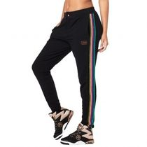 ★国内在庫★ ズンバ Zumba Glam Sweatpants Bold Black