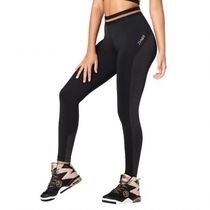 国内 All That Glitters Is Zumba Ankle Leggings Bold Black