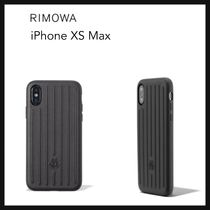 大人気☆RIMOWA☆レザー iPhone XS Max Case