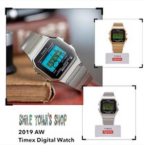 ★AW19 WEEK 1★Supreme Timex Digital Watch