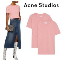 Acne Studios☆Taline set of two cotton-jersey T-shirts