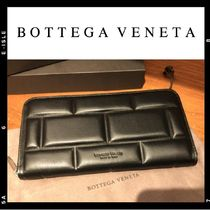 直営店【Bottega Veneta】 ZIP AROUND WALLET