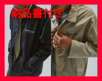 19AW 購入証明付 FOG Essentials COACH JACKET fear of god