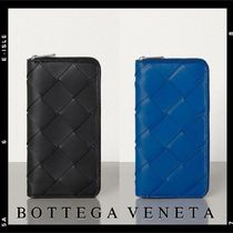 BOTTEGA VENETA(ボッテガヴェネタ) 長財布 直営店【Bottega Veneta】ZIP AROUND WALLET