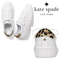 kate spade×keds Ace leather calf hair