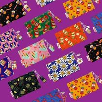 【WIGGLE WIGGLE】 Funky Pouch (9 types)