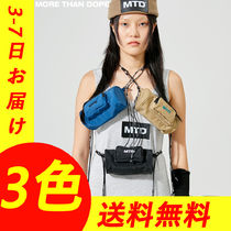 【MORE THAN DOPE】◆バッグ◆ 3-7日お届け/関税・送料込