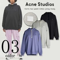 Acne/Farrin face-patchファリンフェイスパッチパーカー3色