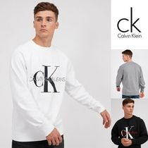 NEW Calvin Klein Jeans Washed Relaxed スウェット