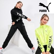 NEW Puma Womens Chase Woven 上下セット