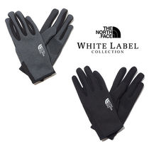 THE NORTH FACE★日本未入荷 ロゴ 手袋 HIGH STERTCH GLOVES 2色