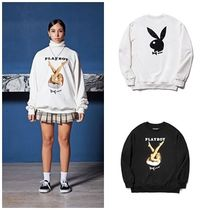 日本未入荷SAINTPAINのPBXSP RABBIT GIRL CREW NECK 全2色