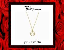 送料☆関税込み【Ron Herman 取扱】Pura Vida WAVE NECKLACE