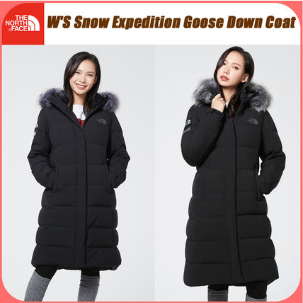 【THE NORTH FACE】W'S Snow Expedition Goose Down Coat