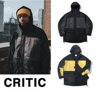 ★CRITIC★韓国の人気★3L PROTECT HOODED PARKA [2色]
