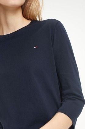 Tommy Hilfiger Tシャツ・カットソー Tommy Hilfiger ヘリテージ七分袖 Tシャツ♪(4)