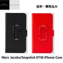 Marc Jacobsマークジェイコブス/ Snapshot DTM iPhone ケース