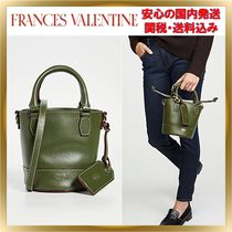 関送込◆Frances Valentine◆人気炸裂 2way Small Bucket Bag