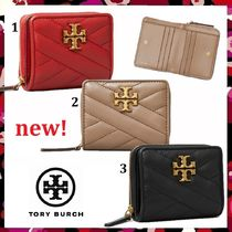セール 新作 Tory Burch Kira Chevron Bi-Fold Wallet