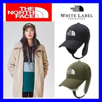 【THE NORTH FACE】EARMUFF BALL CAP (全2色)★日本未入荷