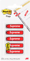 【WEEK3】AW19 SUPREME  POST-IT FLAGS