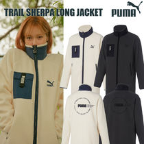 ◆日本未入荷◆送料無料◆PUMA◆TRAIL SHERPA LONG JACKET ◆