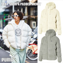 ◆日本未入荷◆送料無料◆PUMA◆TRAIL SHERPA PADDED JACKET◆