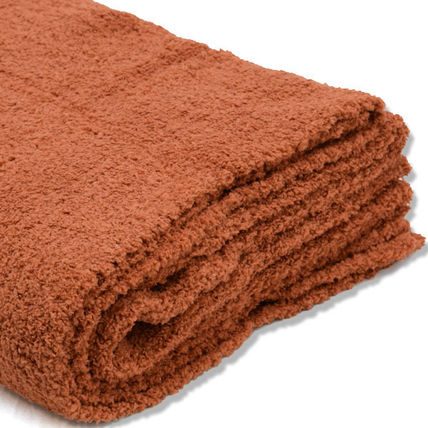 kashwere キッズ・ベビー・マタニティその他 KASHWERE カシウエア T-30-27-52  Throw Solid Blankets(2)