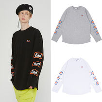 ★BAD IN BAD★韓国 カットソー EXPRESS LOGO LONG SLEEVE 全3色