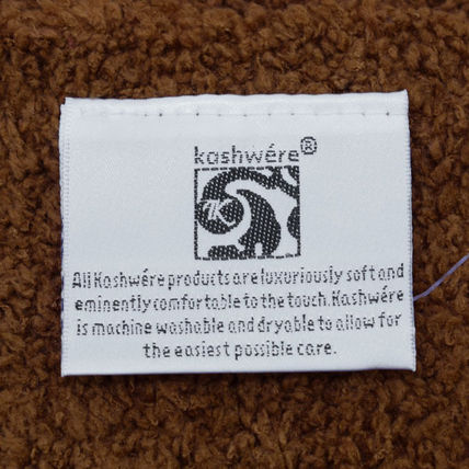 kashwere キッズ・ベビー・マタニティその他 KASHWERE カシウエア T-30-096-52  Throw Solid Blankets(3)