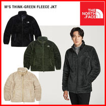 THE NORTH FACE☆19-20AW M'S THINK-GREEN FLEECE JKT_NJ4FK55