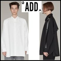 ☆add☆BOX TAPE RAGLAN AVANTGARDE SHIRT