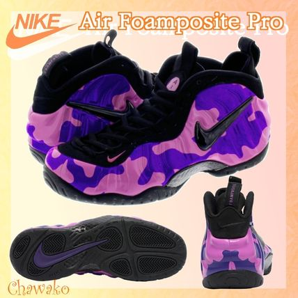 《Nike》最新★エア フォームポジット プロ★カモ柄《Air Foamposite Pro》