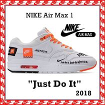 NIKE Air Max 1 Just Do It Pack White ss 18 2018