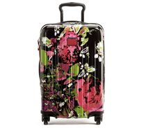 TUMI(トゥミ) スーツケース TUMI V4 INTERNATIONAL EXPANDABLE 4 WHEELED CARRY-ON 花柄