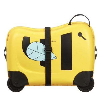 Samsonite スーツケース Samsonite キッズ スーツケース DREAM RIDER SUITCASE BEE(2)