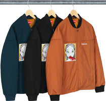 Supreme Mug Shot Crew Jacket AW19 Week 3