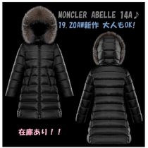 MONCLER(モンクレール) キッズアウター 在庫あり★MONCLER ABELLE★大人もOK!14A★人気のBLACK♪♪