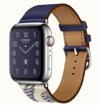 Bracelet Apple Watch Hermes Single Tour 44 mm H078747CJAA