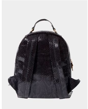 Betsey Johnson バックパック・リュック 関税無★Betsey Johnson★SNAKE MY DAY MINI BACKPACK(4)