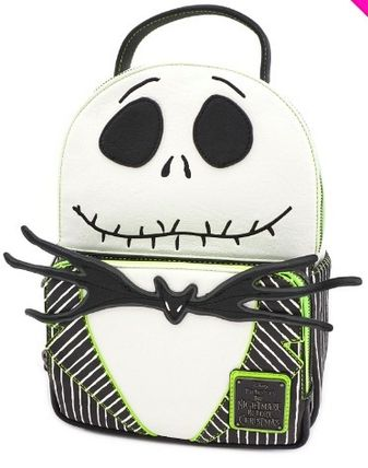 LOUNGE FLY バックパック・リュック 米限定★Halloween★Nightmare before Christmas柄リュック★(3)