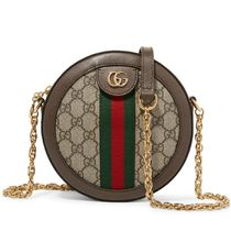 ∞∞ GUCCI ∞∞ Ophidia mini round shoulder バッグ☆