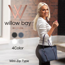willow bay(ウィローベイ) トートバッグ ウィローベイ Willow Bay BOUTIQUE MINI Neoprene Zip Tote