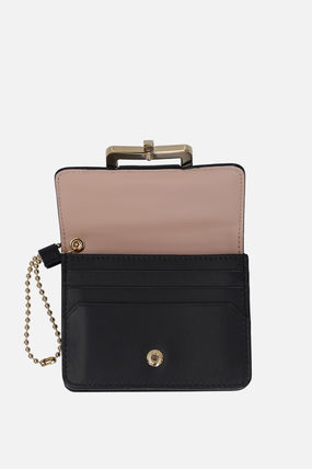 BALLY カードケース・名刺入れ 【関税送料込】BALLY JINA CARD CASE IN SMOOTH LEATHER(3)