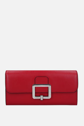 BALLY 長財布 【関税送料込】BALLY JINNEY WALLET IN SMOOTH LEATHER(2)
