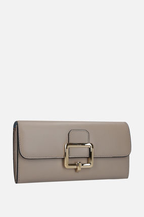 BALLY 長財布 【関税送料込】BALLY JINNEY WALLET IN SMOOTH LEATHER(4)