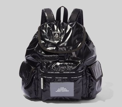 MARC JACOBS バックパック・リュック 安心国内発送 バックパック♪ THE RIPSTOP BACKPACK(2)