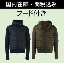 MONCLER モンクレール MAGLIONE CARDIGAN HOODY