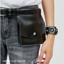 OPEN THE DOOR★韓国★男女兼用★pocket belt bag