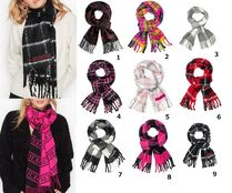 Victoria's secret☆Hearted Woven Scarf マフラー17色 国内発送